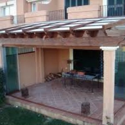 Estructuras Metalicas Para Porches Awesome Depuradora De Aguas