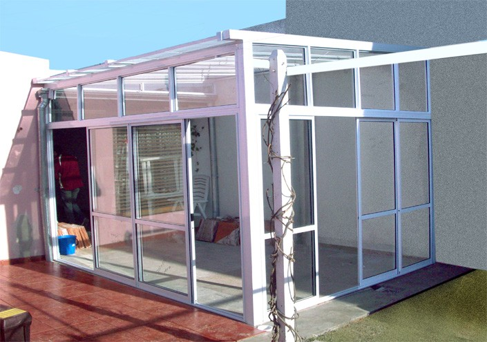 Estructuras Metalicas Para Terrazas Porches Awesome 54443 Big