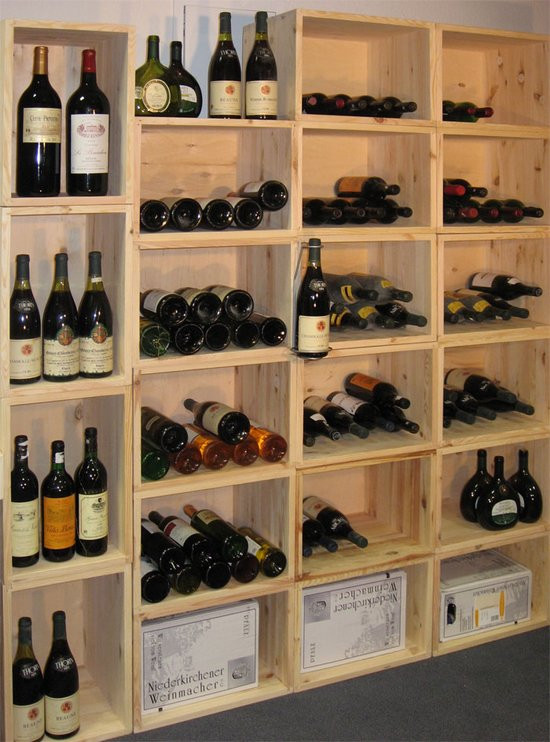 Etagere Bois Cave A Vin Awesome Etageres