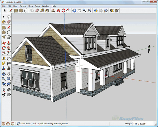 Excellent Plan De Maison Logiciel 3d Gratuit Attachant Design
