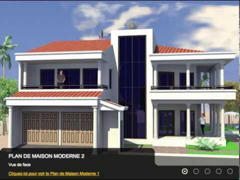 Excellents Plans De Maison Moderne Pour Votre Confort