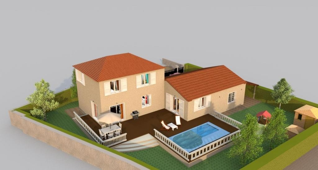 Exemple Maison Sweet Home 3d Modele 0 De Plan En Newsindo Co