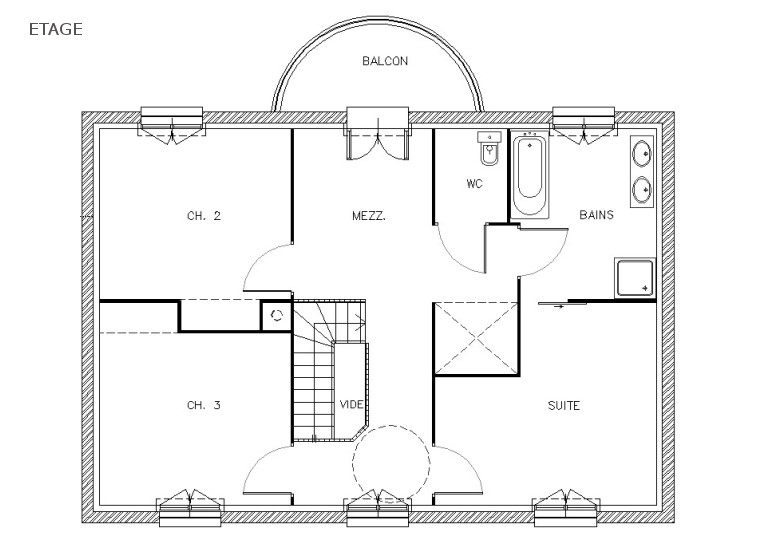 Exemple Plan De Maison Davidreed Co