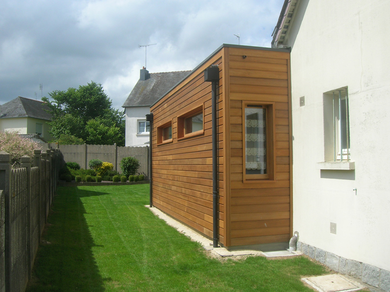 Extension Maison Bois 20m2 Design Apsip Com
