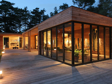 Extension Maison Bois Kit Design Apsip Com