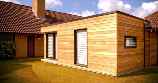 Extension Maison En Kit Design Apsip Com