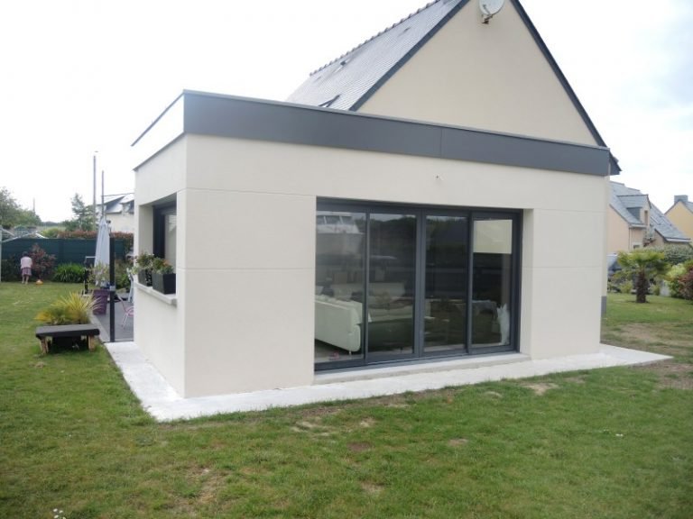 Extension Maison Toit Terrasse Kuestermgmt Co