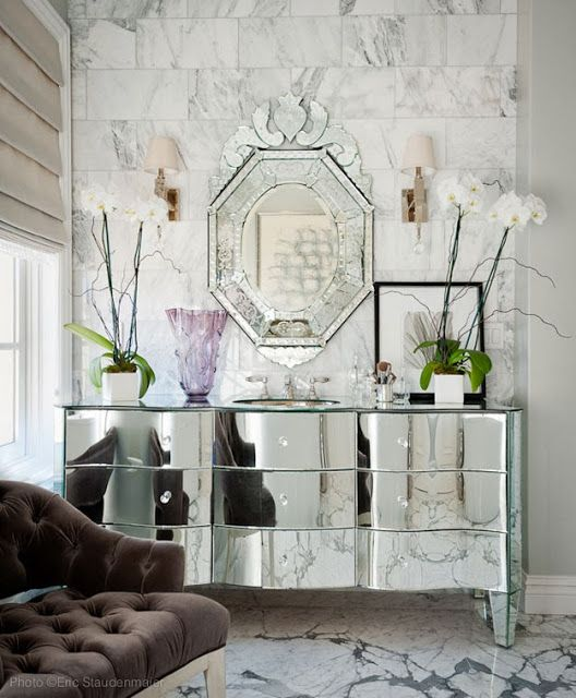 Fabulous Room Friday 12 06 13 Mirrors Pinterest Ba O