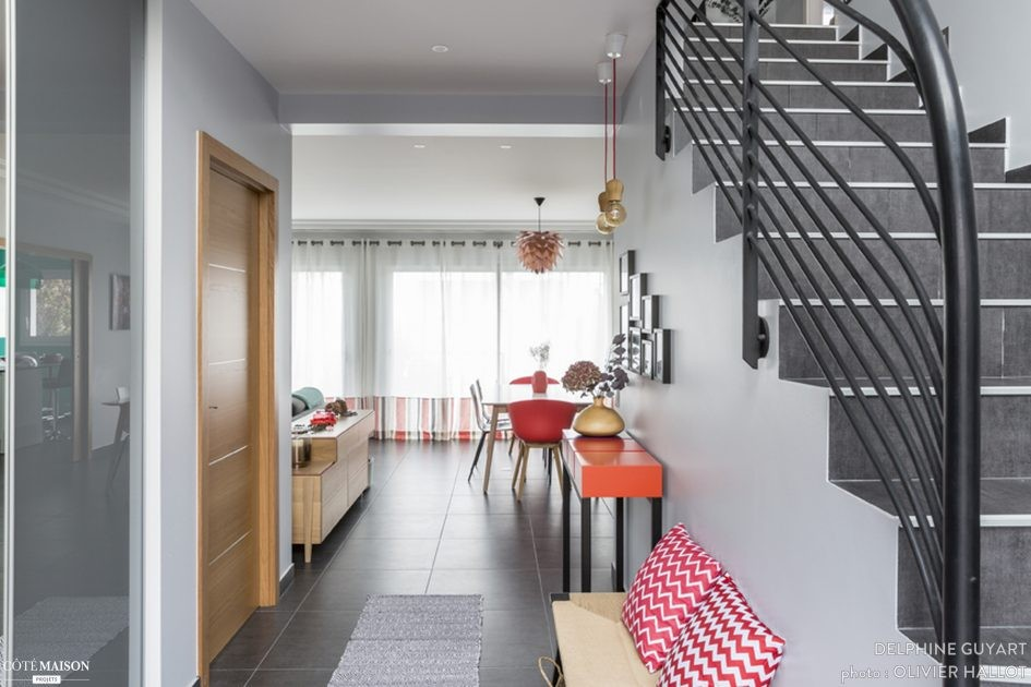Faire Une Entree De Maison Decorer Son D Appartement Maginea