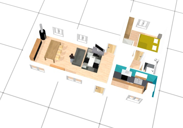 Formation Sketchup Layout Exercice Modele Maison Coupe