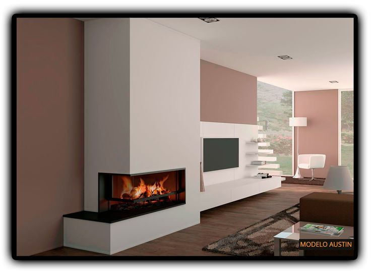 Fotos De Chimeneas Modernas With