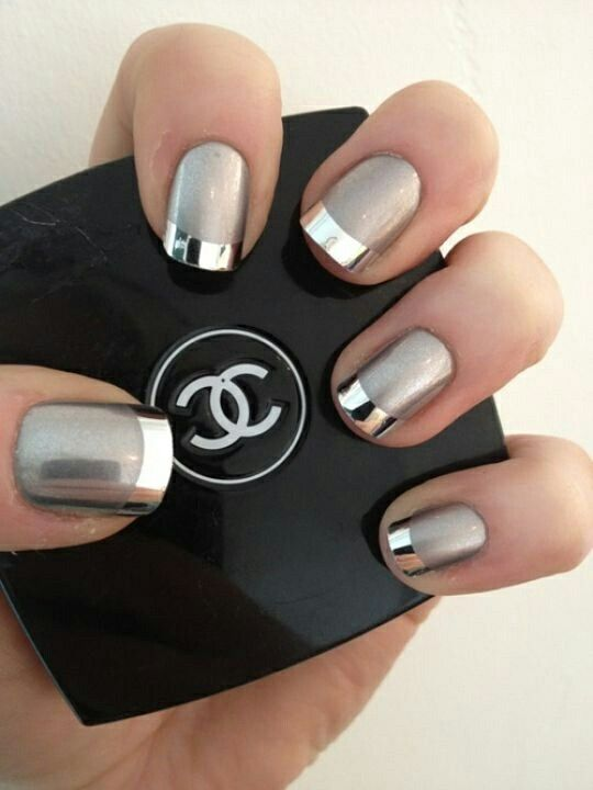 Gelish Mate U As Pinterest Manicura Maquillaje Y