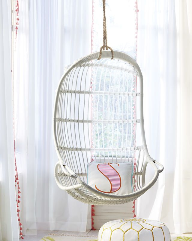 Hanging Rattan ChairHanging Chair To Make Our House A Home