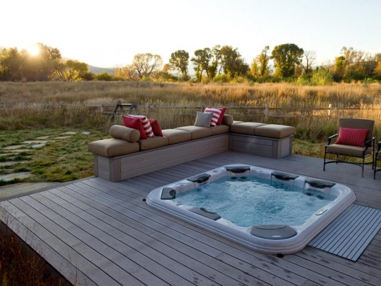 Hot Tub Deck From HGTV Dream Home 2012 Pictures And Video