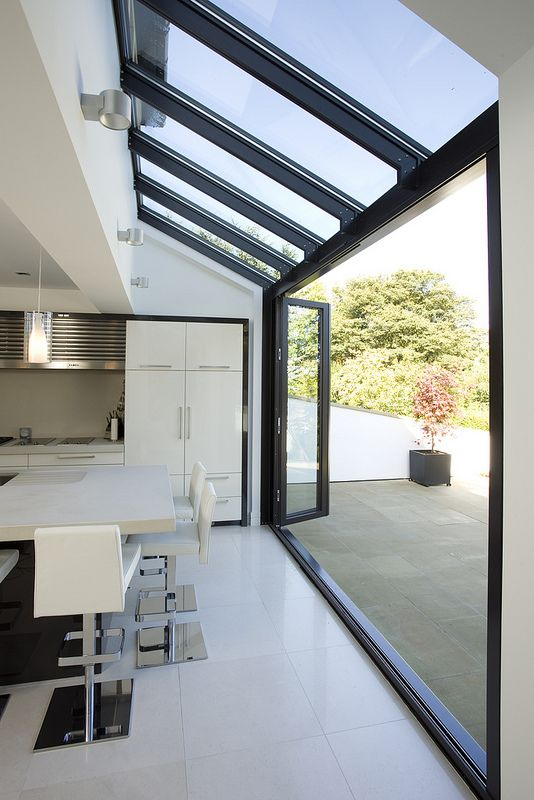Huddersfield Kitchen Extension Pinterest Techo