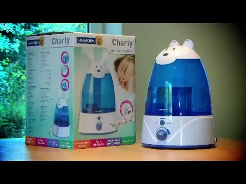 Humidificateur D Air Charly Pour Enfant Lanaform YouTube