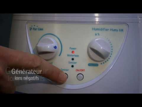 Humidificateur D Air Humy6m Flv
