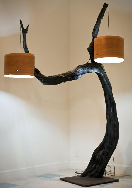I Have The Tree Branch Just Need Some Lamps ötletek F B L