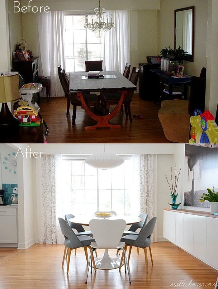Ideas De Decoraci N Rdica Low Cost Before After Pinterest