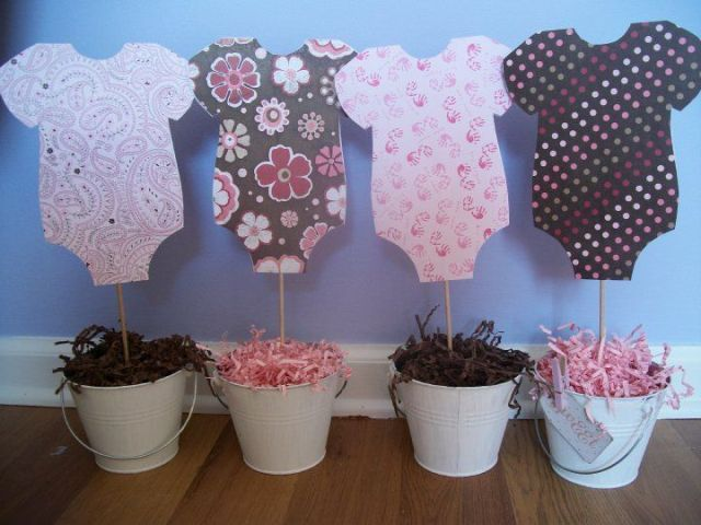 Ideas De Decoracion Para Baby Shower Bonitas