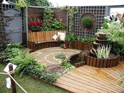 Ideas Decoracion Patio Terraza Estilo Japones Hogar Pinterest