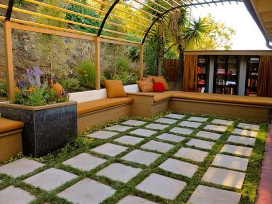 Ideas Of Design Your Outdoor Room 003 Bloques Cemento Pinterest Dise