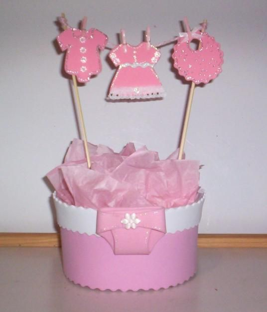 Ideas Para Baby Shower De Nia Decoracion Free