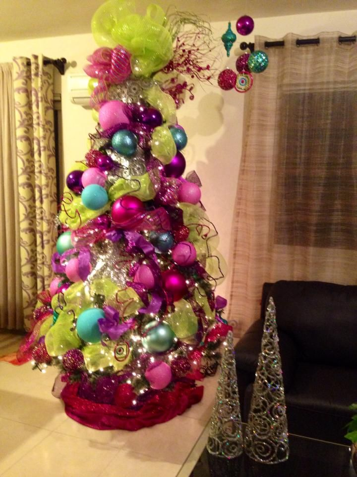 Ideas Para Decoracion De Arbol Navidad 2015 Decoraciones