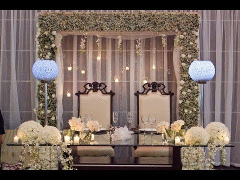 Ideas Para Decorar Tu Boda 1 Decorating Wedding YouTube