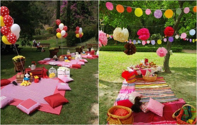 Ideas Para Fiestas Infantiles Al Aire Libre Smallish Meme Lovely
