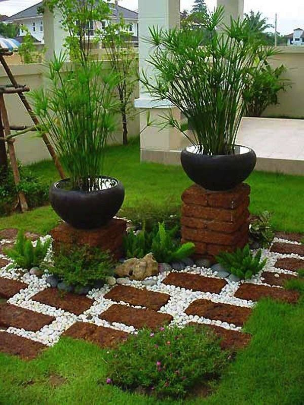 Ideas Para Jardin Y Casa Manualidades Pinterest Mini
