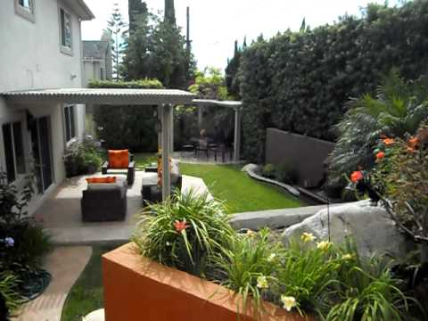 Ideas Para Un Jardin YouTube
