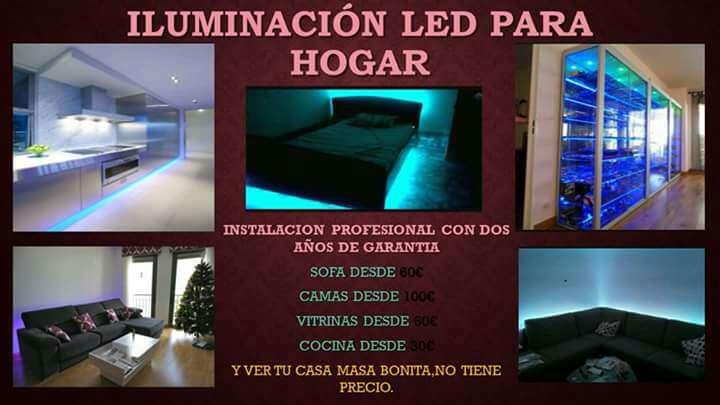 Iluminacion Led Para El Hogar Affordable Dise O De Interiores