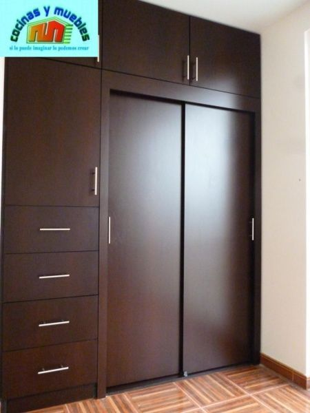 Image Result For Closets Modernos De Madera En