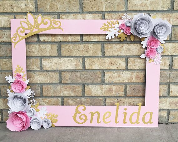 Image Result For Photo Frame Prop Baby Shower Great Ideas