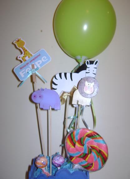 Imagenes De Animalitos Para Baby Shower Con