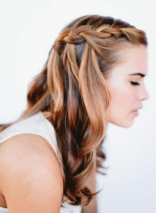 Inspiration Party Hairstyles Peinado Para Ni As Pinterest
