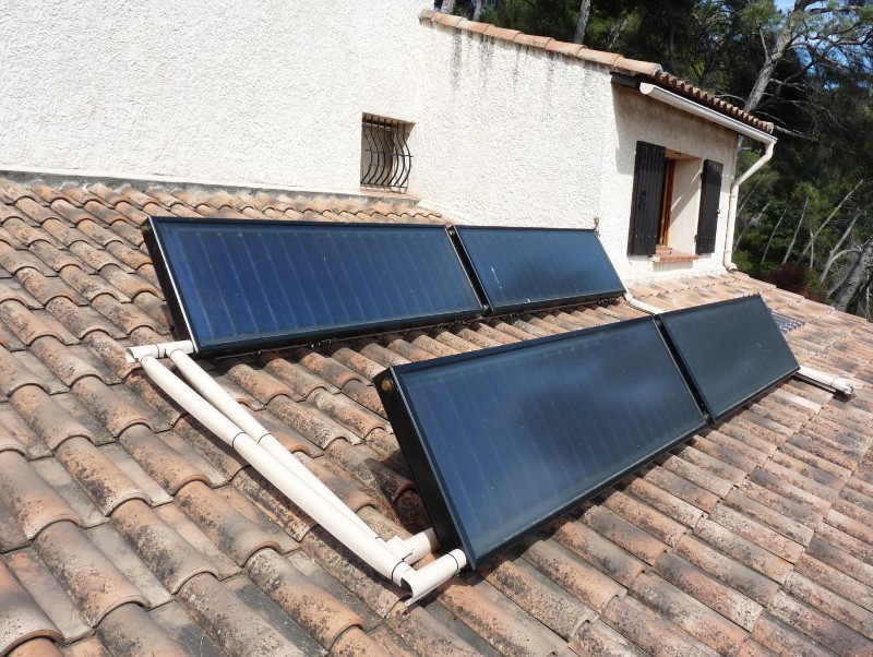 Installation Solaire Thermique