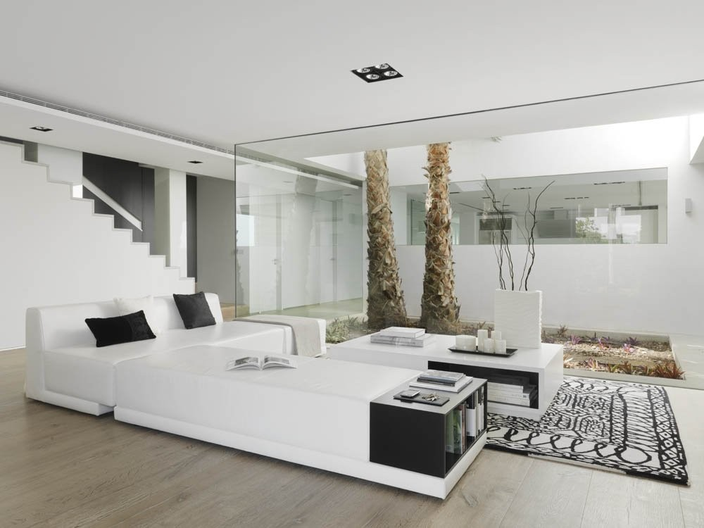 Interiores Blancos Decoraci N De Blanco Y Minimalista A1group