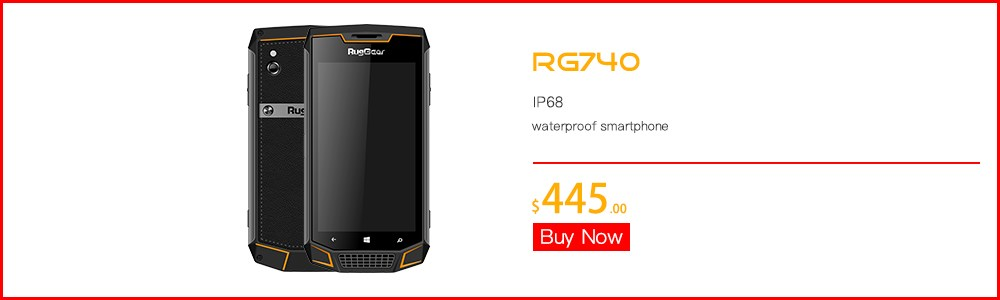 IP68 Impermeable Tel Fono RugGear RG702 Apex