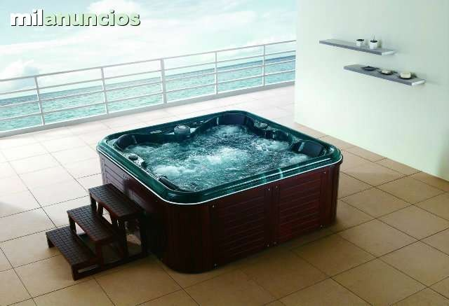 Jacuzzi Exterior Spa Hidromasaje De As 001A 001a A1group Co