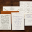 James Molly S Cozy Woodland Toile Wedding Invitations