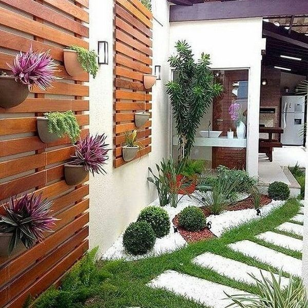 Jardin Interior Viviendas Con Jard N Decoracion 12 A1group Co