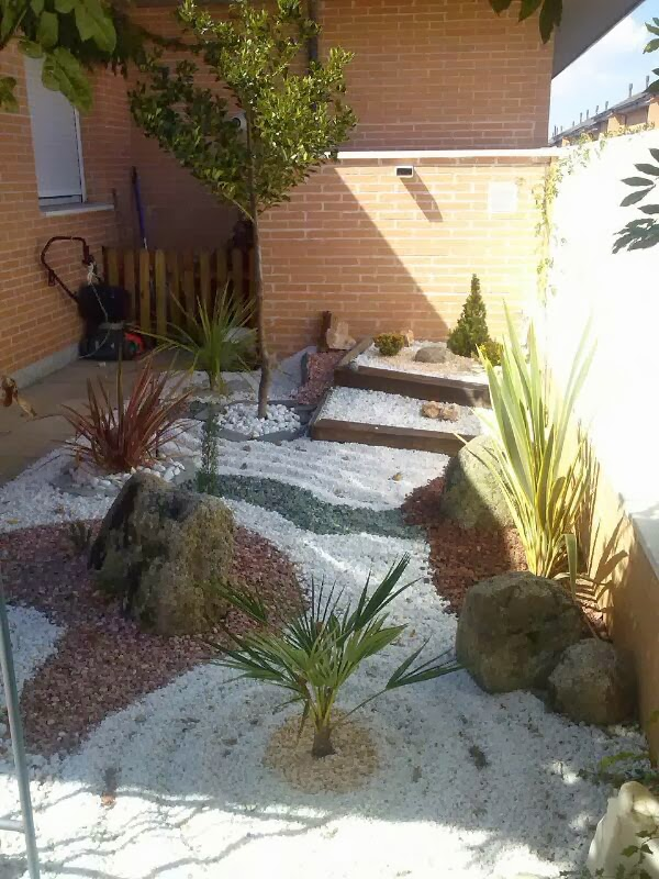 Jardin Zen Decoracion Interior Jardines Decoraci N Y Armon A