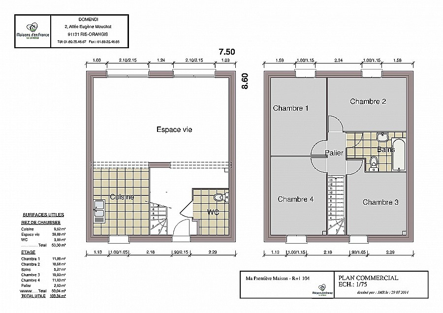 Katrina Cottage House Plans Not To Scale Drawings Are Plan De Maison