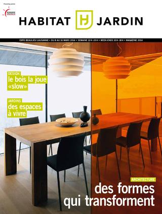 Le Magazine Habitat Jardin By In Dit Publications SA Issuu