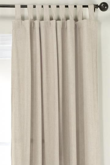 Linen Curtains Ideas Valance In