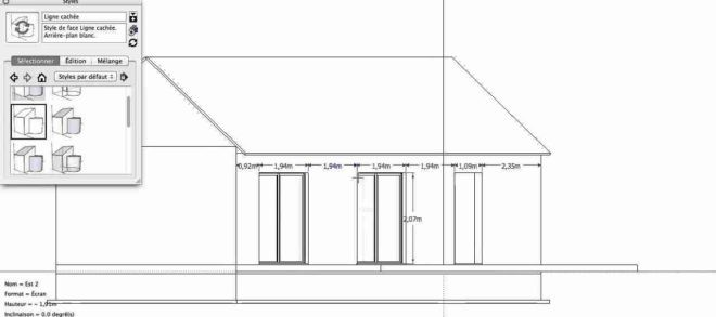Lire Un Plan De Maison Sketchup Choosewell Co 90m2 A1group