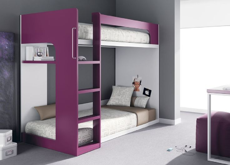 Literas Modernas Tiny House Bunk Beds 59 Cuarto Ni A Ipsita Co