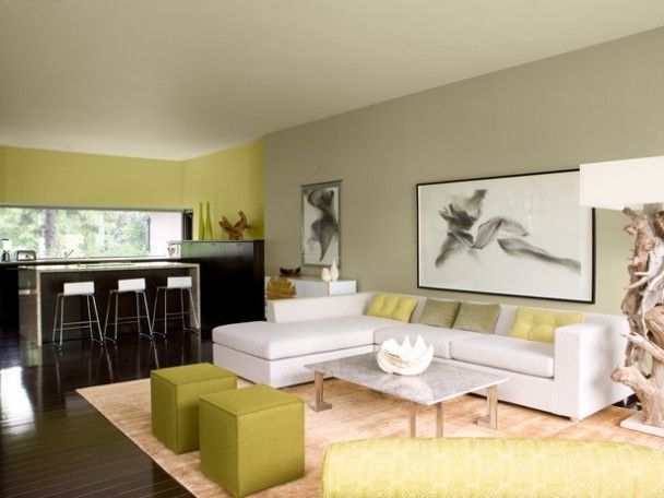 Living Room Color Scheming Pintura Paredes Pinterest